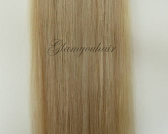 "24"" 100g Magic-HALO -Miracle Secret wire 100% human hair extensions, 100 grams./ 24 INCHES/ New colours/"