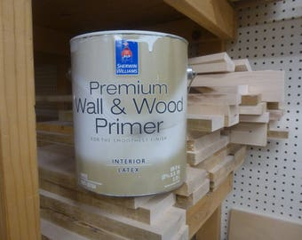 Prime Your Doors!  Now 50% off.  15 per door, Primed and Re-Sanded, ready for paint.