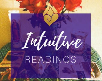 Intuitive Reading | Tarot + Oracle