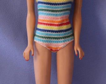 Vintage American Girl Midge Doll, Brunette, A/O, EXC+