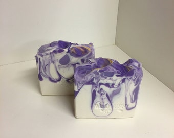 Lavender Soap / Artisan Soap / Handmade Soap / Soap / Cold Process Soap