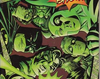 DC Universe Holiday Bash #2  1997 DC Comics  Grade VF