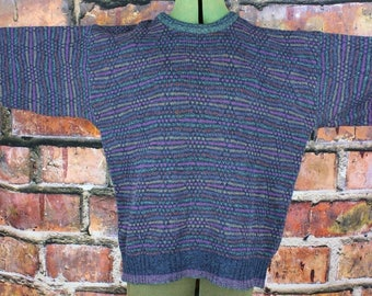 Alexander Julian Colours Vintage 1980s Sweater