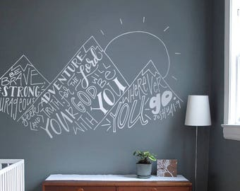 Vinyl Wall Decal Etsy - Custom vinyl wall decal equipment
