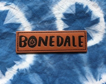 Bonedale Colorado Leather Patch