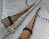 RESERVE ANNE Perfectly Ordinary Medieval Spindle & 2 Dealgans