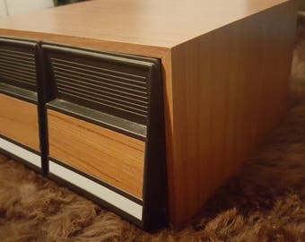 CD Storage Cabinet- vintage 1990's- new
