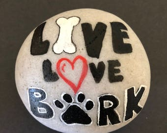 Dog Lovers    'Live Love Bark'