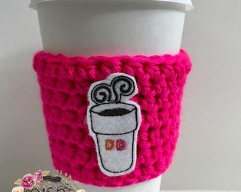 """The """"Dunkin Donuts"""" Cozy"""