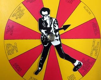 Elvis COSTELLO My Aim Is True PROMO Spinner