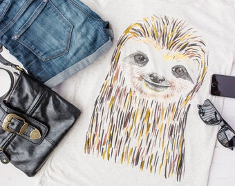 Sloth shirt, sloth gifts, sloth t-shirt, sloth gift women, sloth gift men, sloth t-shirt women, unique gift, funny sloth shirt, sloth lover