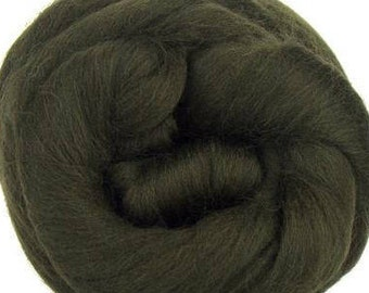 Merino Wool Combed Top/Roving by the Ounce or by the Pound - Kalamata