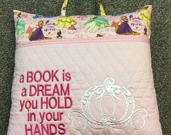 Reading Pillow Dreams
