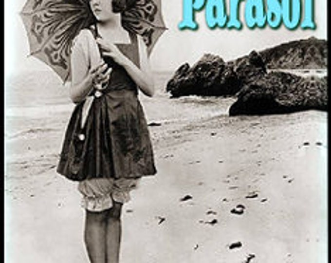 Parasol - Handcrafted Fragrance for Women - Summer 2015 - Love Potion Magickal Perfumerie