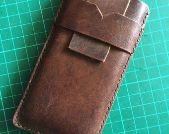 leather wallet for iPhone, genuine leather, handmade, get your iphone wallet PERSONALIZED