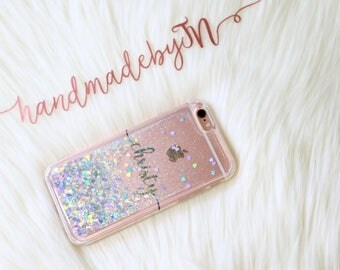 Moving Glitter LG V20 google pixel XL Phone Case X/5S/SE/6s/6/7/8 plus iPhone case Samsung galaxy note 8 note 5/ s6 edge plus/s7/s8+