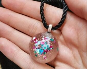 Sparkle Glitter Necklace