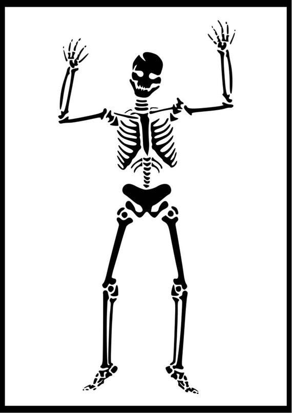 Fantastisch Skelett Handwerk Vorlage Zeitgenössisch - Beispiel ...