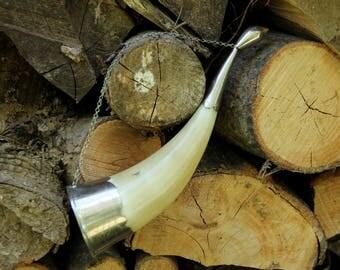 gift for men Viking gift Viking horn Wine Drinking horn  Rustic home decor Buffalo Horn Western Decor Genuine Cow Horn  Souvenir Horn