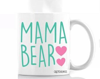 Mama Bear Coffee Mug