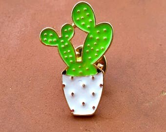 Cactus Pin #1