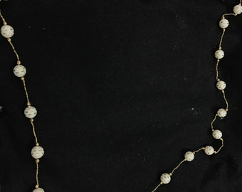 Dainty Boho Necklace and Earring Set