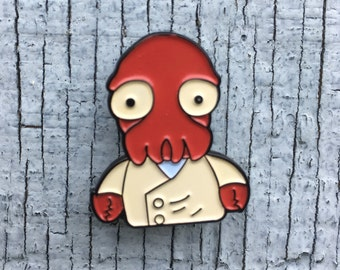 Zoidberg Futurama Hard Enamel hat pin (lapel pin, festival pin) Sale
