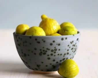 Handmade Ceramic Bowl, Fruit Bowl, Contemporary Pottery, Modern, Design