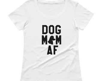 Poodle Dog Mom AF