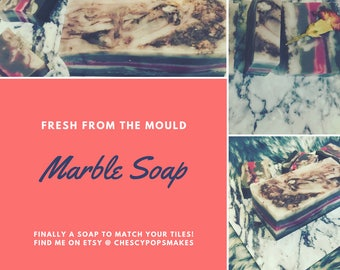 Marble Soap Slice