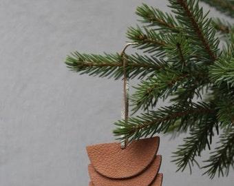 Christmas decoration, Christmas decorations, Christmas handmade pendant, Christmas Balls, Christmas ornament, Christmas tree ornament, Leather pendant