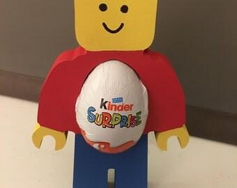mdf Lego Man