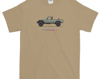 Hedrick Speedsports Boreal Jeep pickup Short-Sleeve T-Shirt