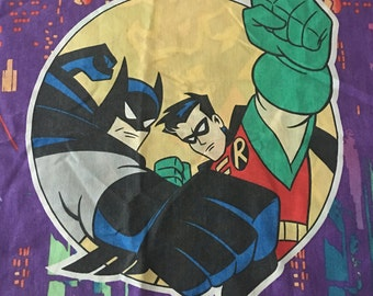 Batman and Robin Pillowcase