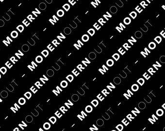 CUSTOM ORDER - Modern Out