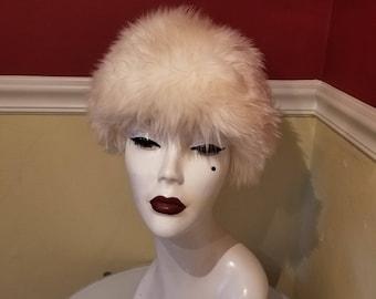 FREE  SHIPPING   Sheep  Fur  Hat
