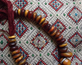 Necklace ethnic Berber | Morocco