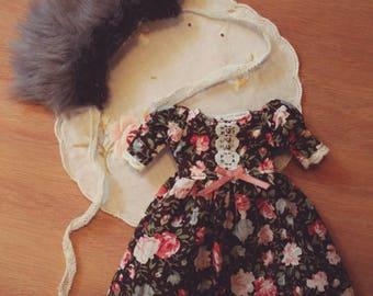 London and Cape option - Pullip & Blythe dress