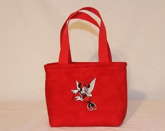 Minnie's mini embroidered bag