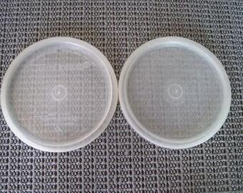 Tupperware #297 Round Lid Seal - Sheer