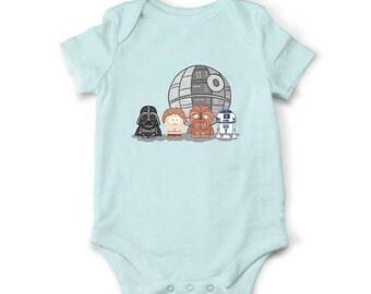 10% OFF SALE Star Wars park bodysuit, Star Wars baby clothes, Star Wars toddler shirt, Star Wars baby shower gift, Funny bodysuit