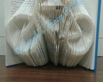 Summer Sale Bicycle - Book Folding Pattern
