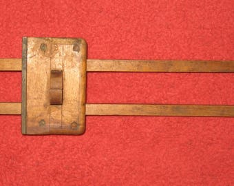 Antique Joiner Tool REISMUS in perfect condition.