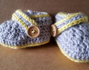 Baby Booties| Newborn Gift| Baby Items | Handmade Clothes | Baby Shower Gifts