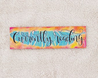 Currently Reading - Bookmark