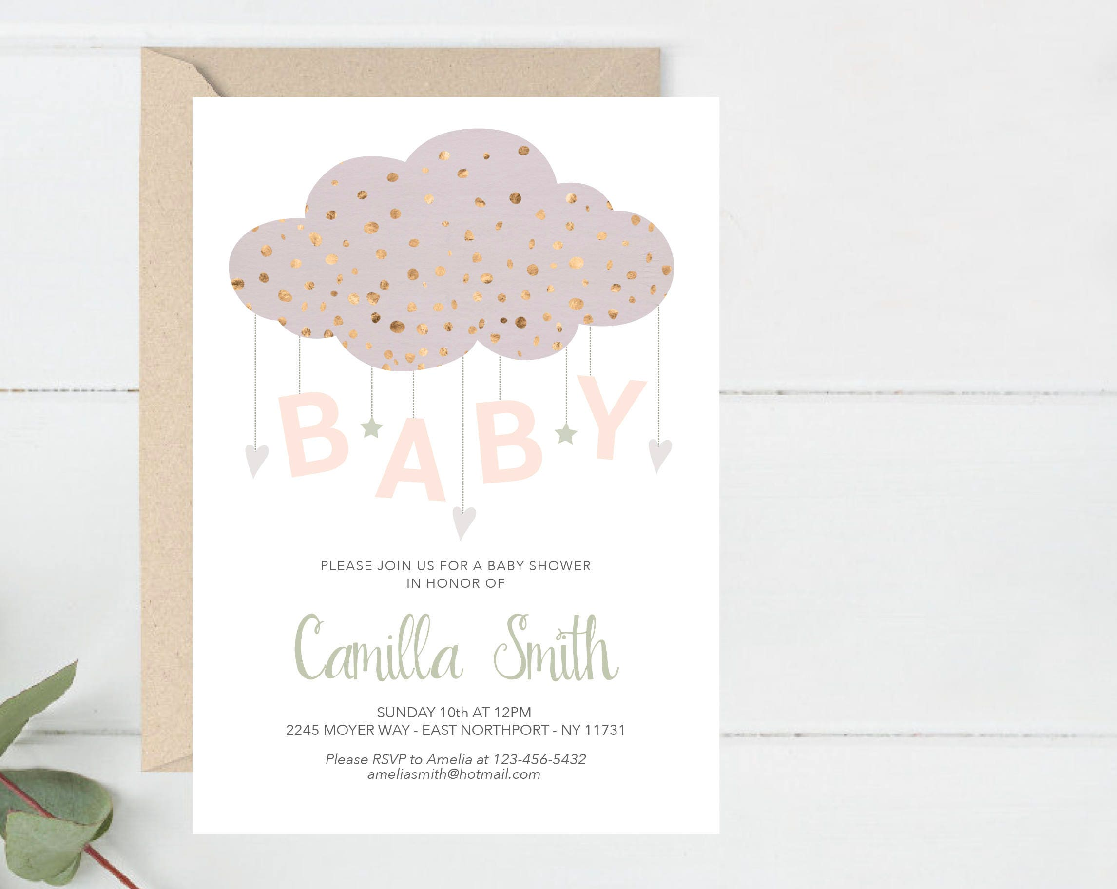 of wreath printable baby shower best free invitation peasy easy awesome bunny fun invitations watercolor and