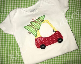 Cozy Coupe Christmas Shirt