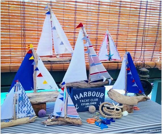 voilier bois flott d coration int rieure nautique bateau. Black Bedroom Furniture Sets. Home Design Ideas