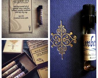 Choose 2 Natural Perfume Sample Pack