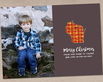 Home for Christmas: Holiday Photo Card